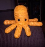 Buttercup the Octopus